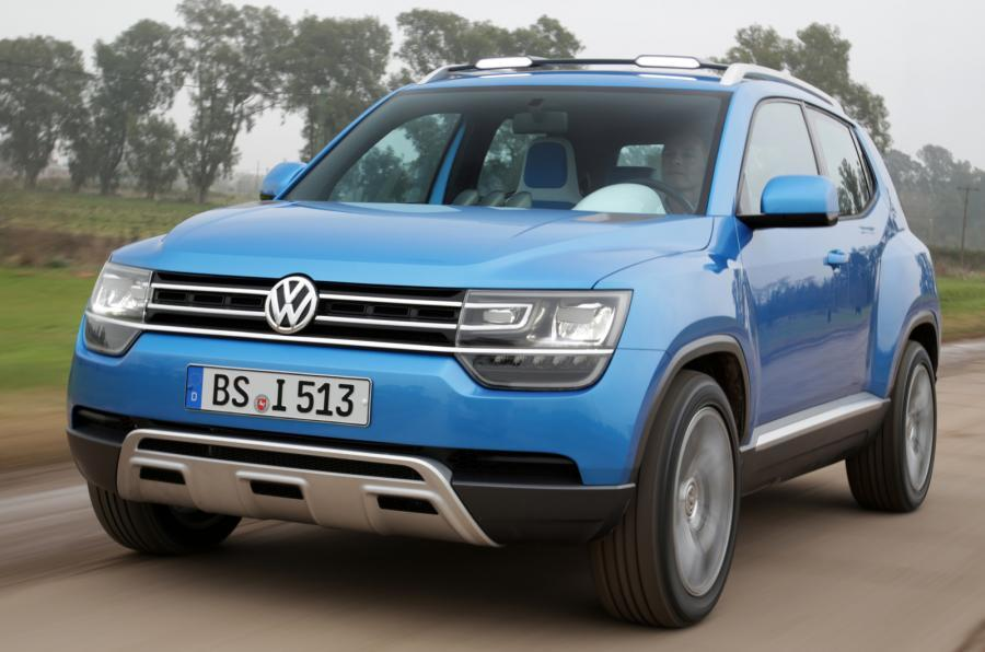 116mph Volkswagen Taigun crossover