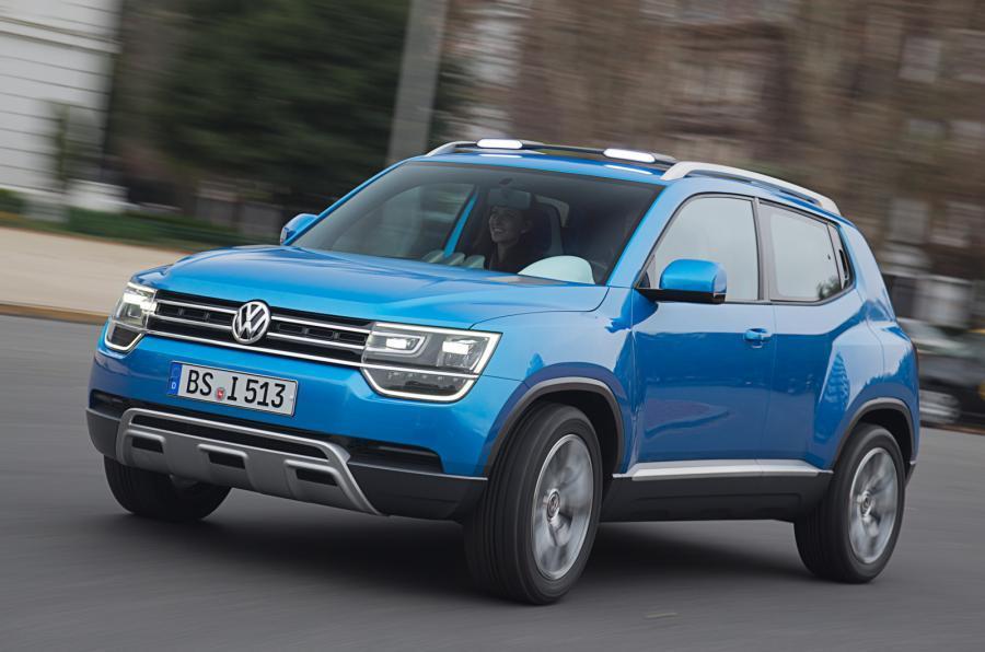 Volkswagen Taigun cornering