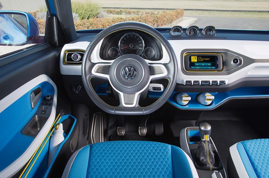 Volkswagen Taigun dashboard
