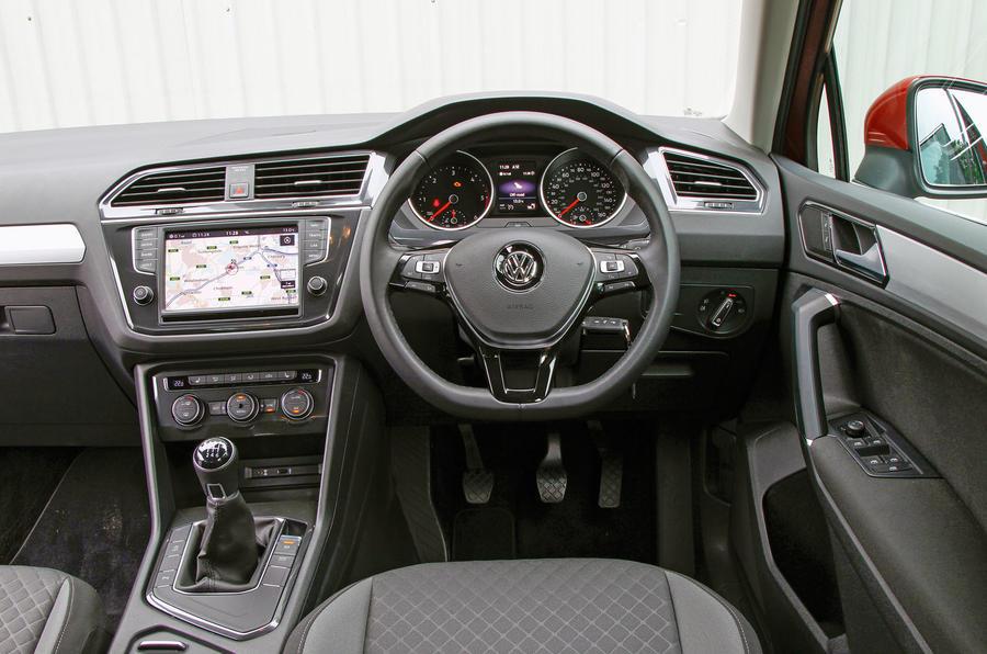 ... Volkswagen Tiguan Interior; Volkswagen Tiguan Dashboard ...