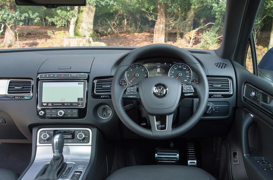 2014 Volkswagen Touareg 3 0 V6 Tdi Scr 262 R Line