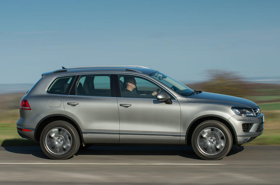 £43,415 Volkswagen Touareg SE 3.0 TDI