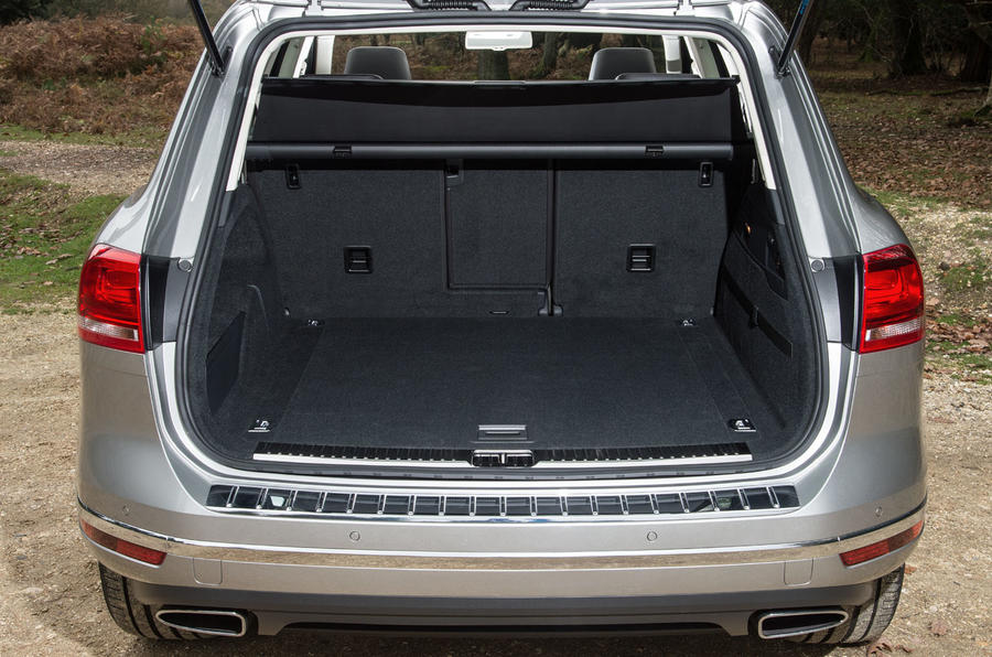 2015 Volkswagen Touareg Se 3 0 Tdi 204 Review
