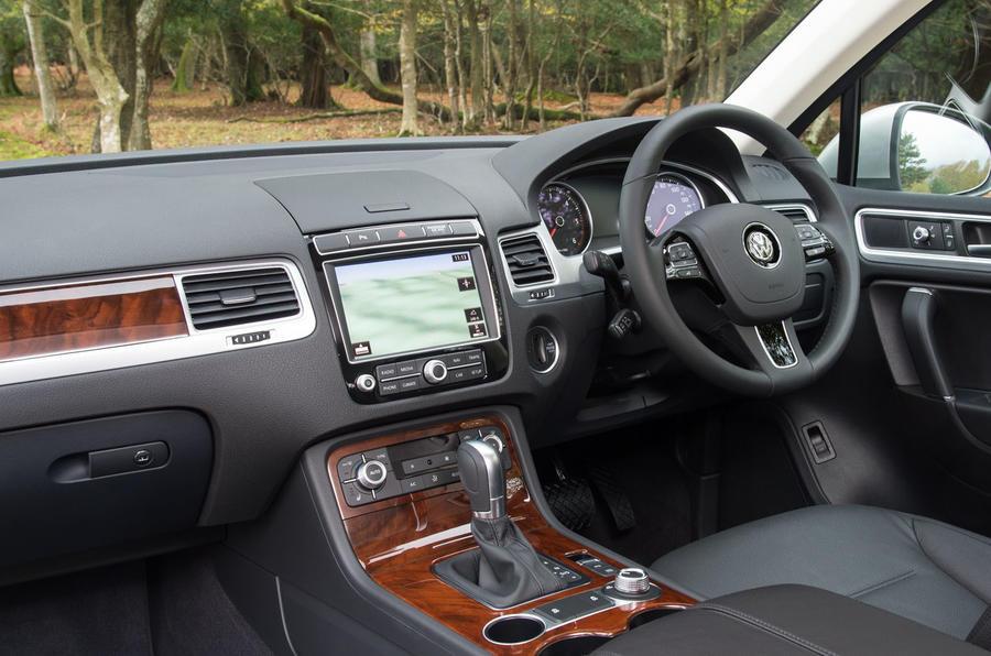 2015 Volkswagen Touareg SE 3.0 TDI 204 review