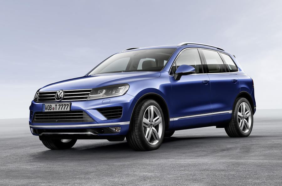 Volkswagen plans new SUV assault