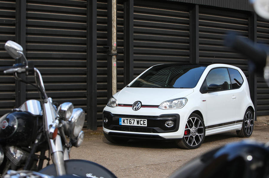 Volkswagen Up GTI 2018 review four star car