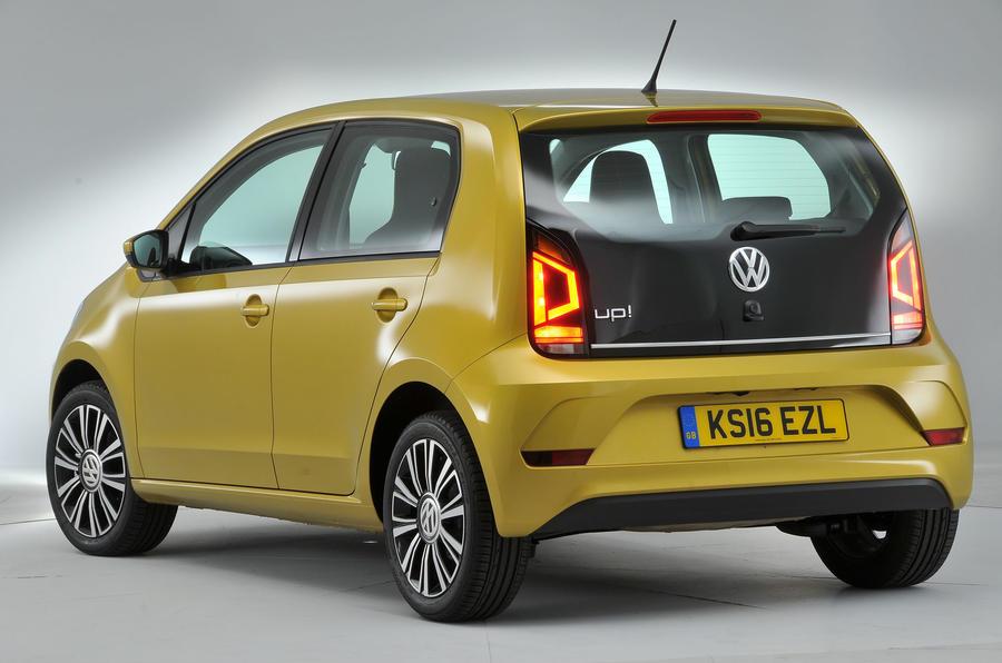 Volkswagen Up Review 2017 Autocar