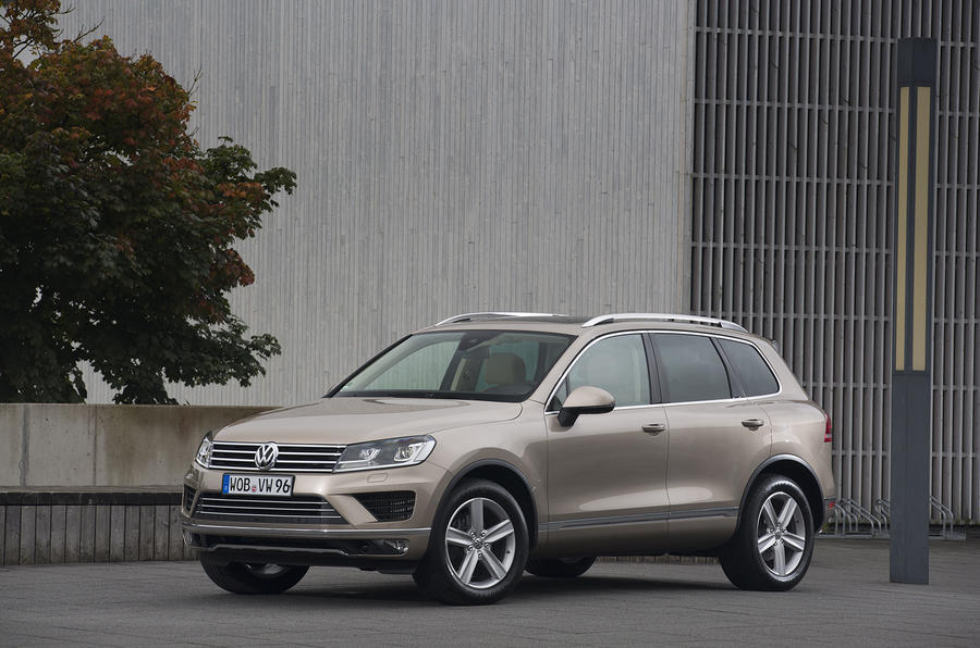 Volkswagen Touareg 3.0 TDI first drive review