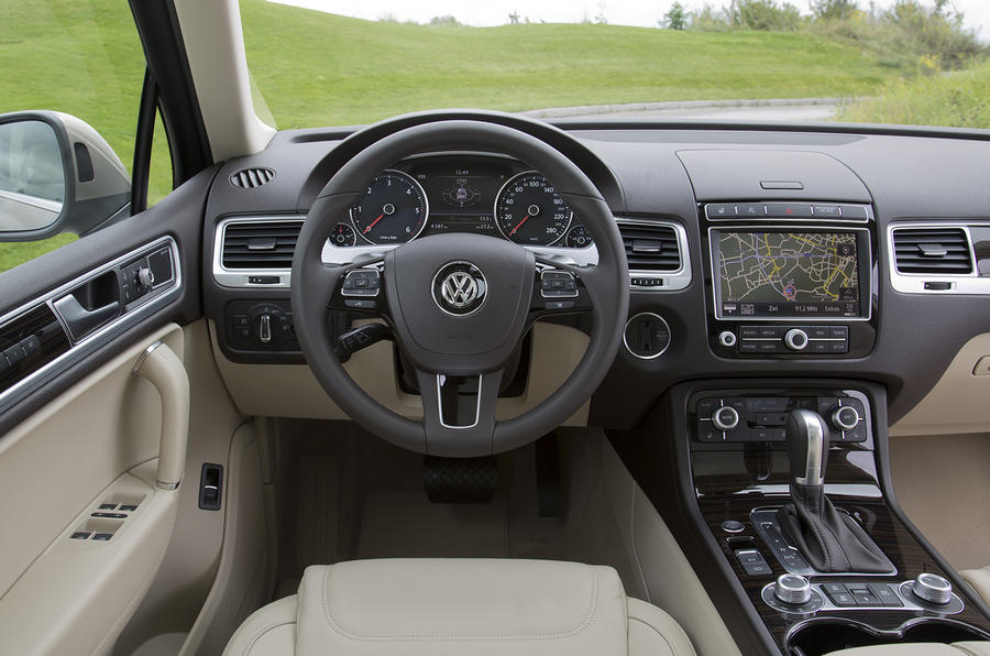 Volkswagen Touareg V6 Tdi Scr Bluemotion Technology