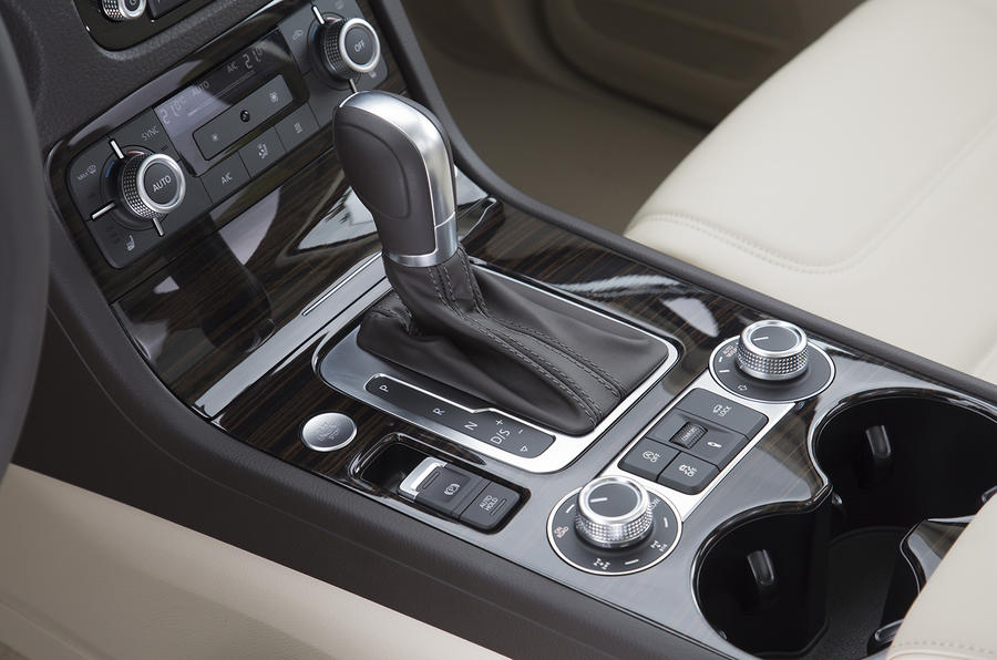 Volkswagen Touareg DSG gearbox