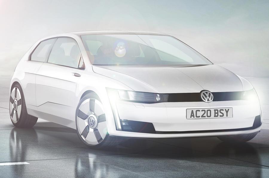 Next Volkswagen Golf to get XL1-style tech