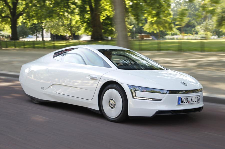 Volkswagen Xl1 Review 2018 Autocar