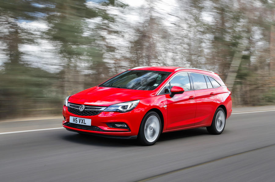 Vauxhall Astra Sports Tourer ...