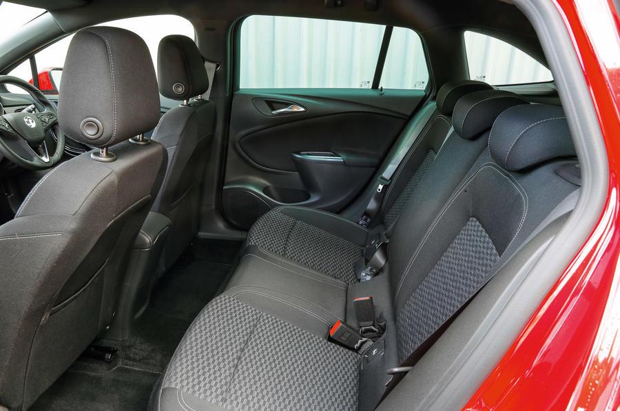 Vauxhall Astra Sports Tourer interior | Autocar