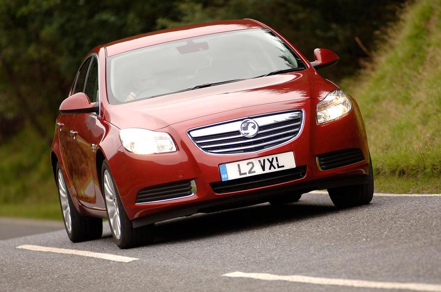 Vauxhall Insignia Ecoflex Tech Line