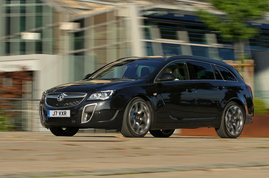 Vauxhall Insignia VXR SuperSport first drive review