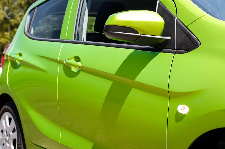Vauxhall Viva wing mirror