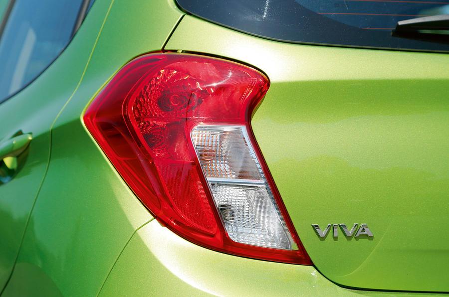 Vauxhall Viva rear light