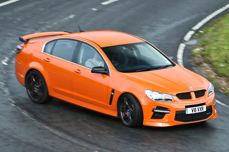 Best cars of 2014 - Vauxhall VXR8 GTS