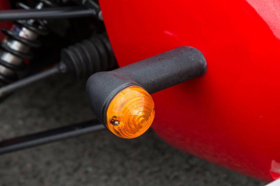 Westfield Sport 250 indicator
