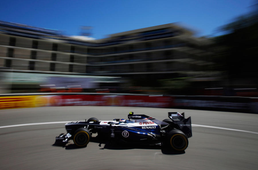 Ex-Jaguar boss appointed Williams CEO