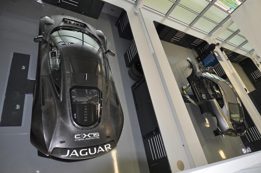 Williams to grow road car business