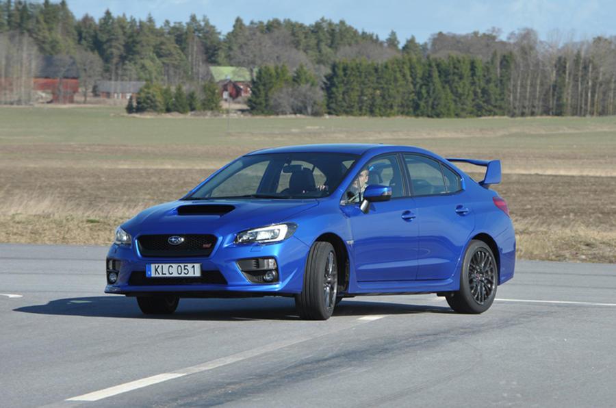 £28,995 Subaru WRX STI