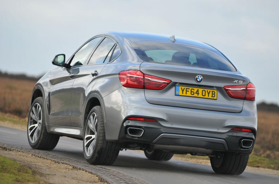 Bmw X6 Review 2019 Autocar