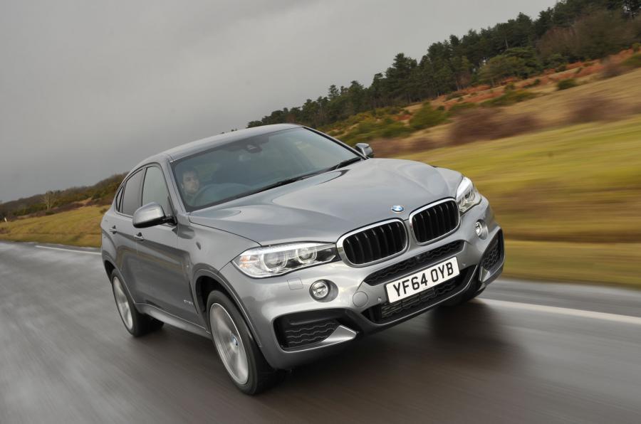 BMW X6 ...
