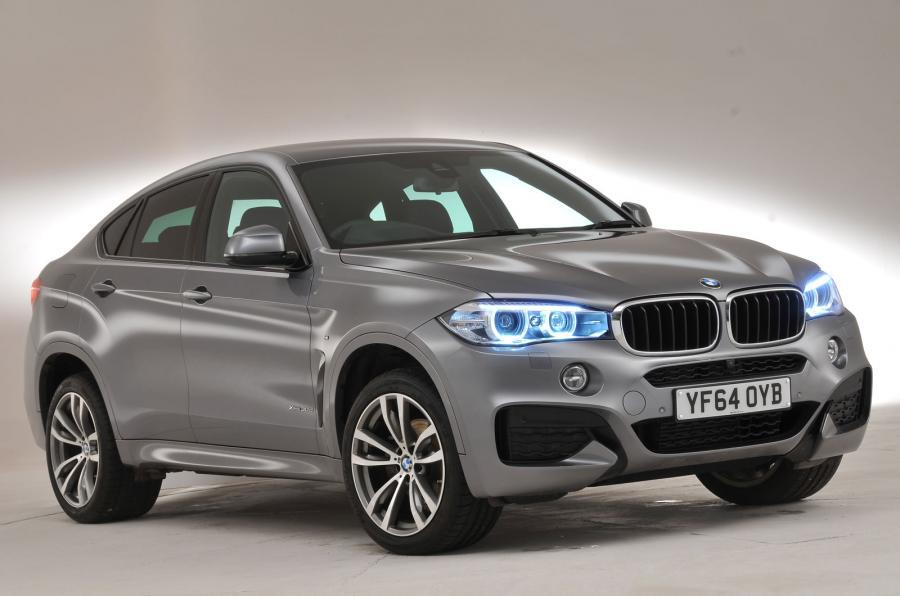 Elegant ... 4 Star BMW X6