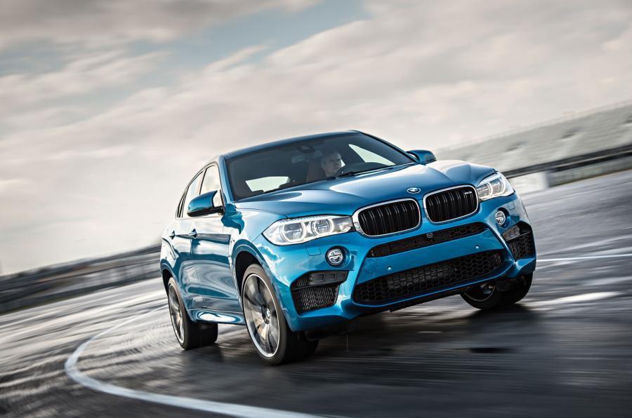3 star BMW X6 M