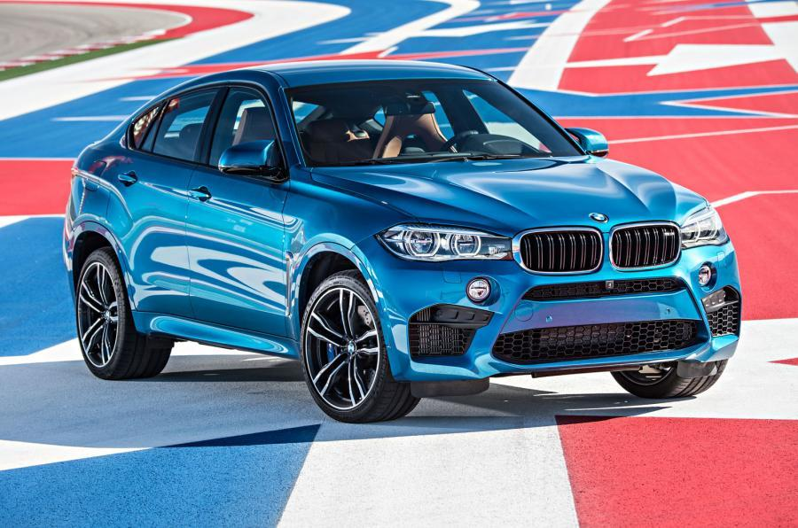 BMW X6 M Review 2018