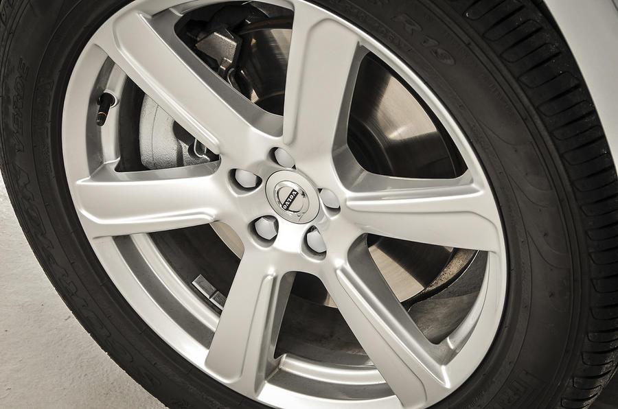 19in Volvo XC90 alloy wheels