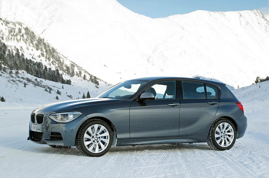 Bmw M135i Xdrive First Drive