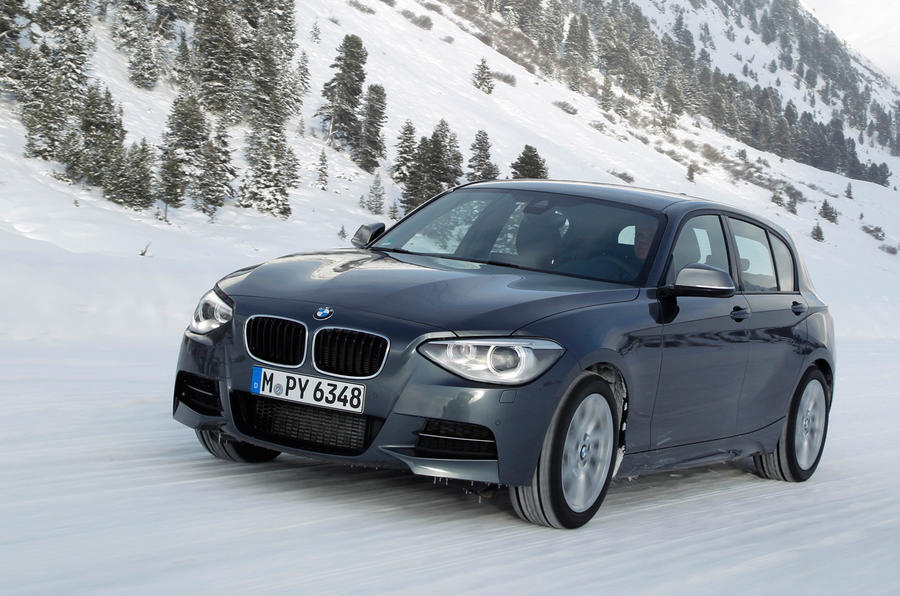 BMW M135i xDrive first drive review