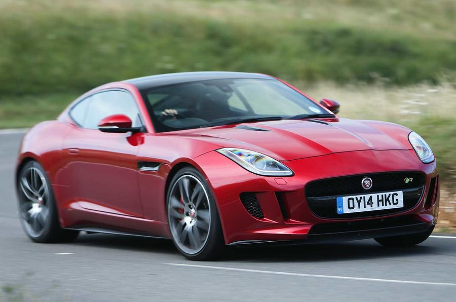 Comparison: Jaguar XK Dynamic R versus F-type R coupe ...