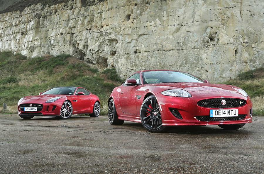Comparison: Jaguar XK Dynamic R Versus Jaguar F Type R Coupe