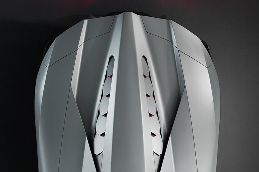 Lamborghini Egoista concept revealed - updated