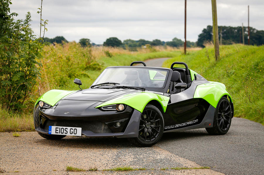 Zenos E10 Review 2019 Autocar