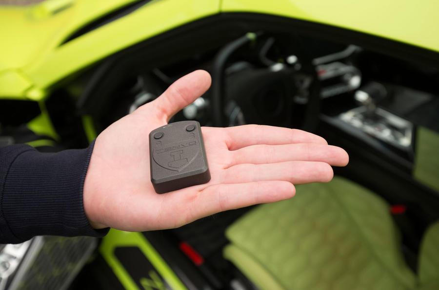 Zenvo TS1 GT key
