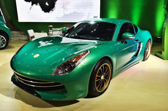 Shanghai motor show 2015 - report and gallery