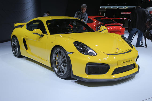 Geneva motor show 2015 live blog and gallery