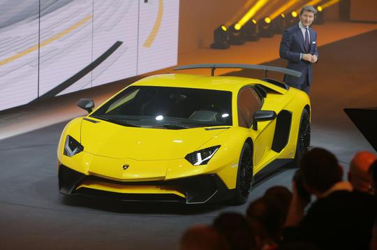 Lamborghini Aventador Super Veloce revealed - exclusive pictures