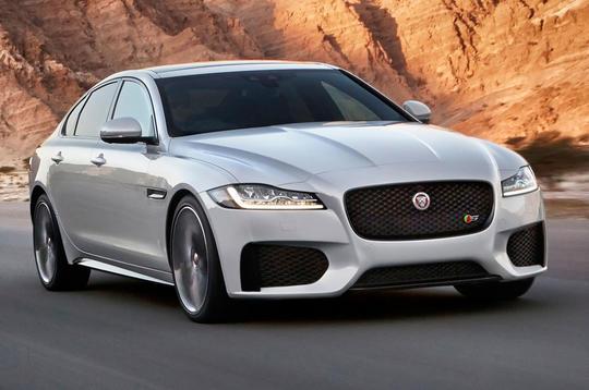 2015 Jaguar XF revealed - full pictures and details