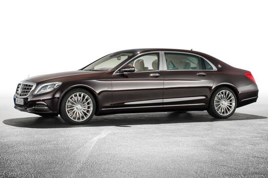 Maybach and Smart SUV models mooted by Mercedes bosses