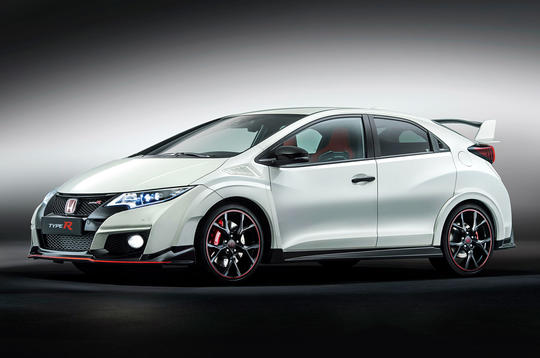 New 2015 Honda Civic Type R 'sets hot hatch pace'