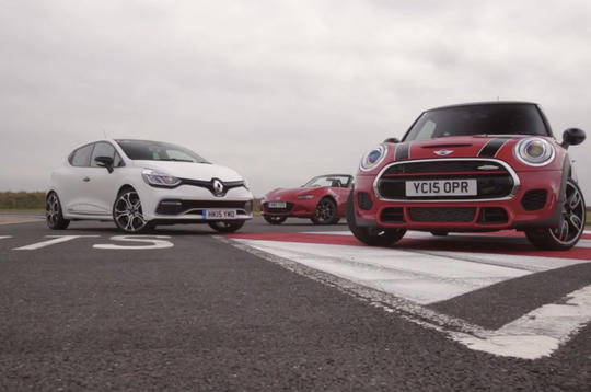 Video: Best sub-£30k driver's cars tested