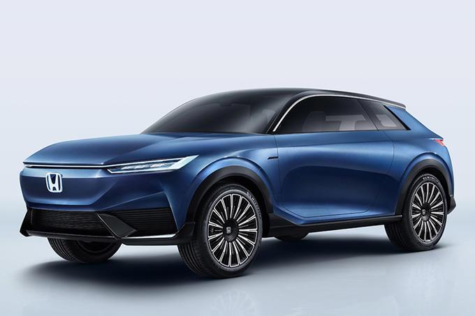 Honda SUV e:concept - front