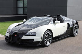 "Bugatti Veyron ""Lang Lang"" inspired by Chinese pianist"