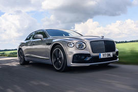 Bentley Flying Spur 2020 road test review - hero front